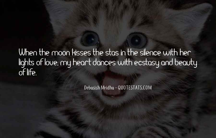 Moon Lights Quotes #396581