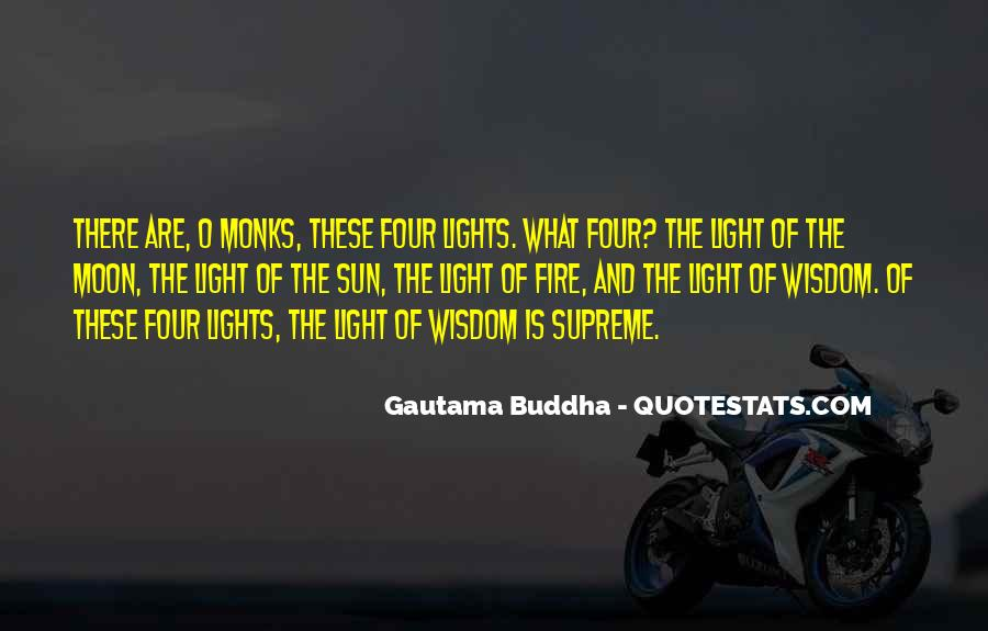 Moon Lights Quotes #918666