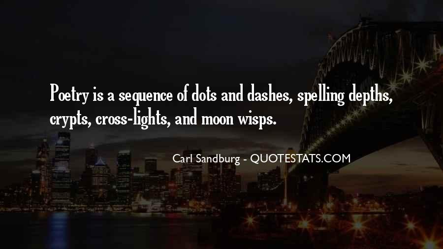 Moon Lights Quotes #936095