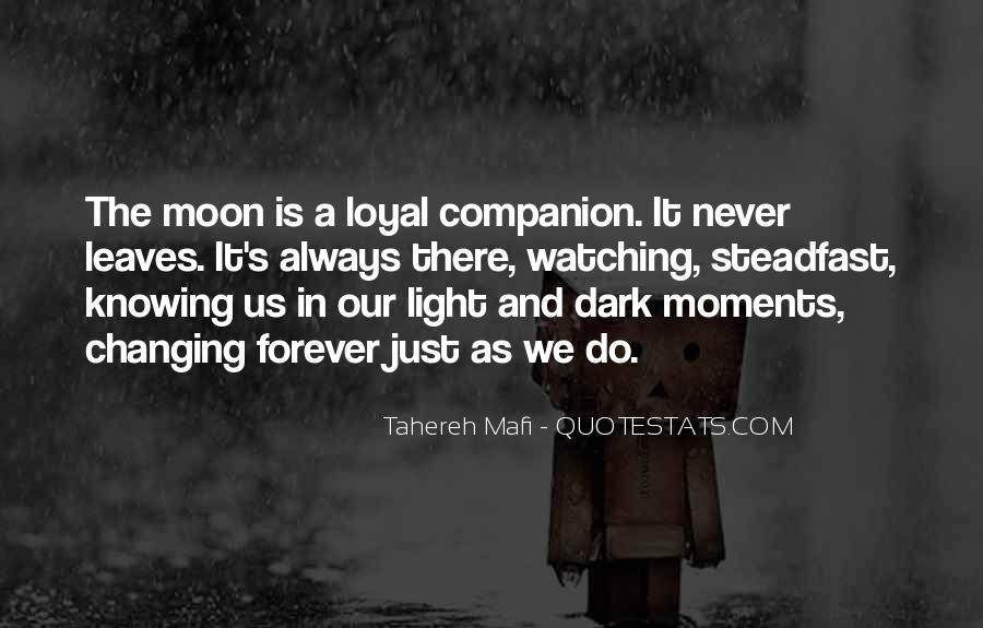 Moon Watching Quotes #1009573