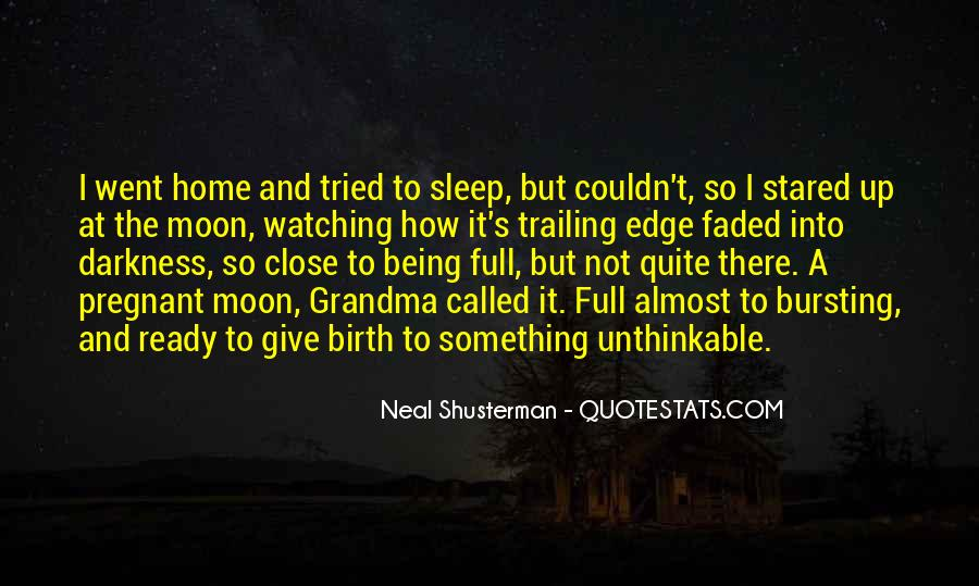 Moon Watching Quotes #1078068