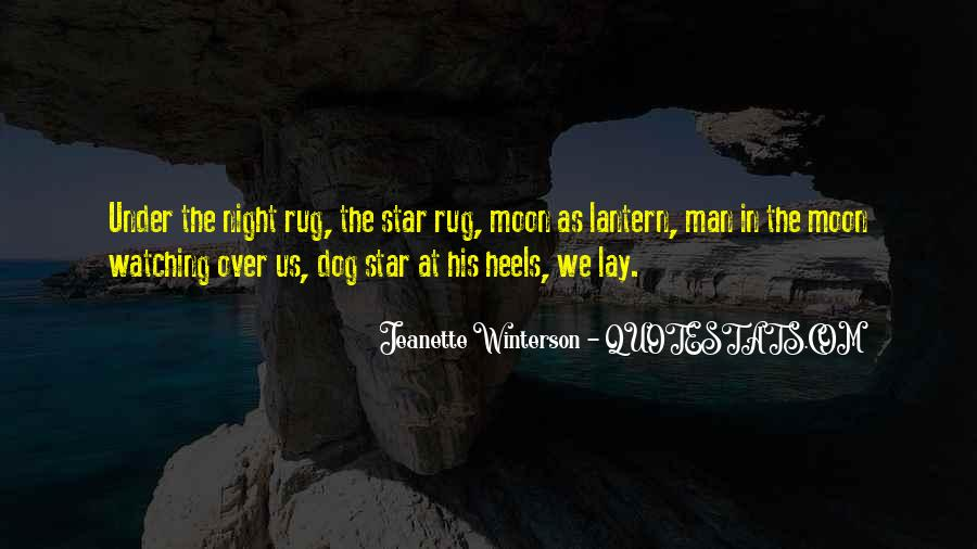 Moon Watching Quotes #1145610