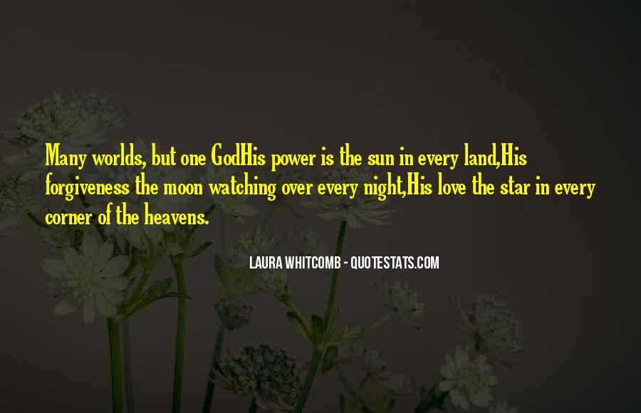 Moon Watching Quotes #1577966