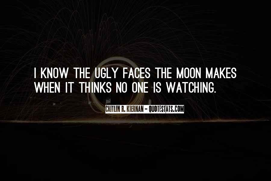 Moon Watching Quotes #1628759