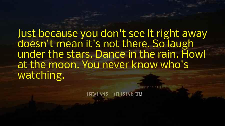 Moon Watching Quotes #790762