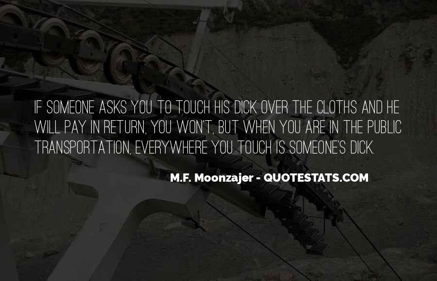Quotes About Cloths #1061955