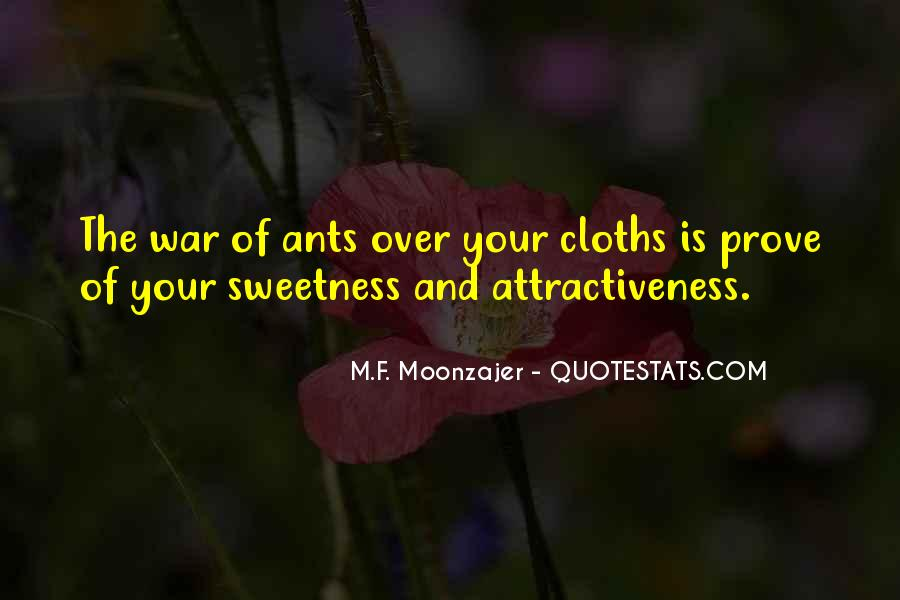 Quotes About Cloths #1728688