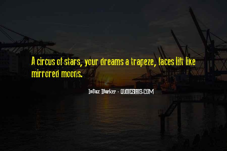 Moons And Stars Quotes #1089371