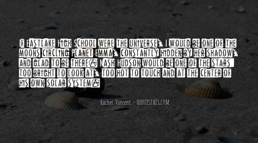 Moons And Stars Quotes #703890
