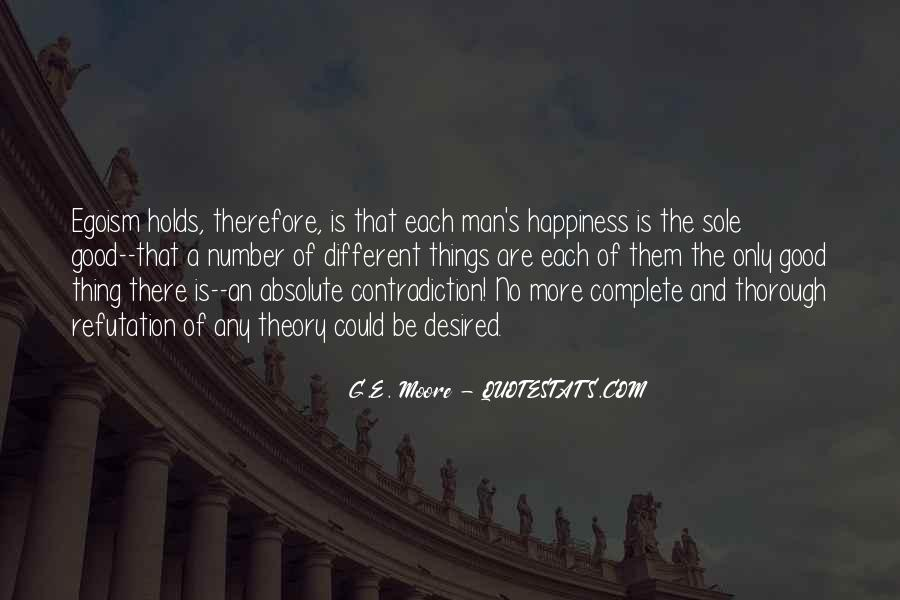 Moral Theory Quotes #1127082