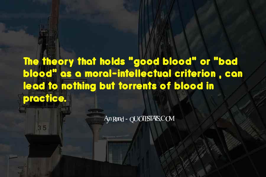 Moral Theory Quotes #114953