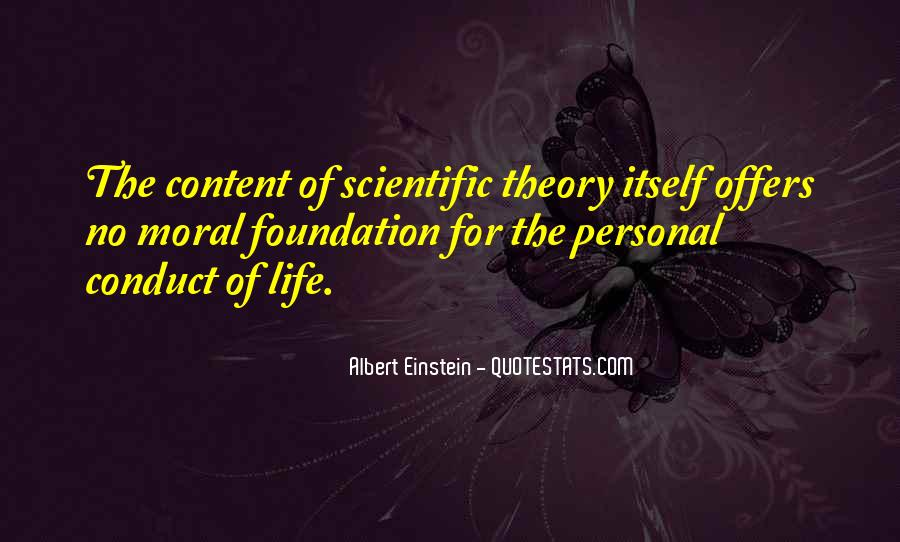 Moral Theory Quotes #1489795