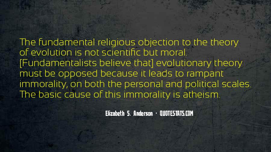 Moral Theory Quotes #1497835