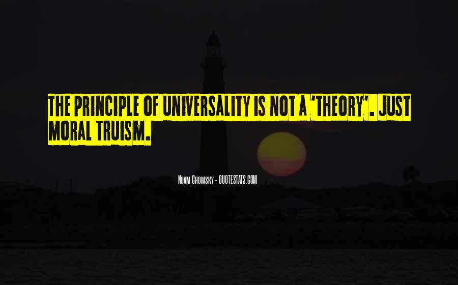 Moral Theory Quotes #1537985