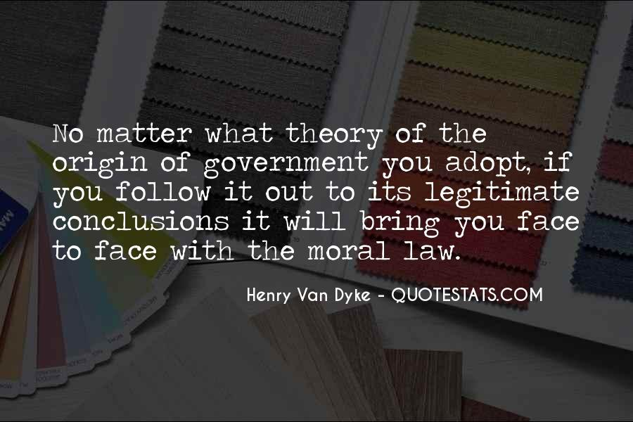 Moral Theory Quotes #732566