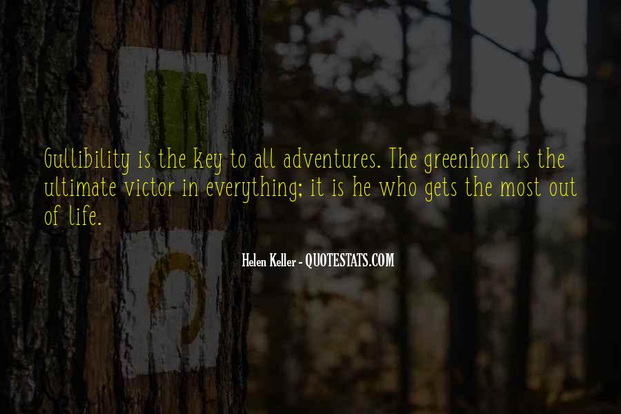 More Adventures To Come Quotes #14201