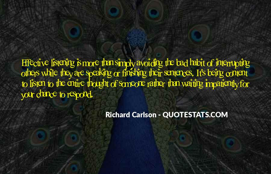More Chance Of Quotes #210709