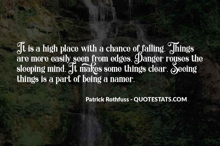 More Chance Of Quotes #253872