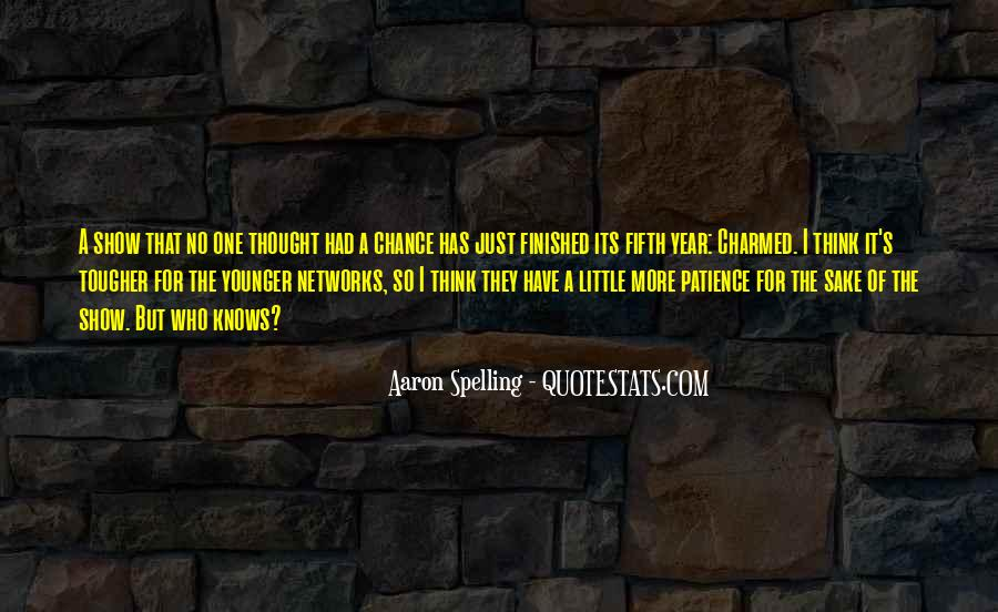 More Chance Of Quotes #390113