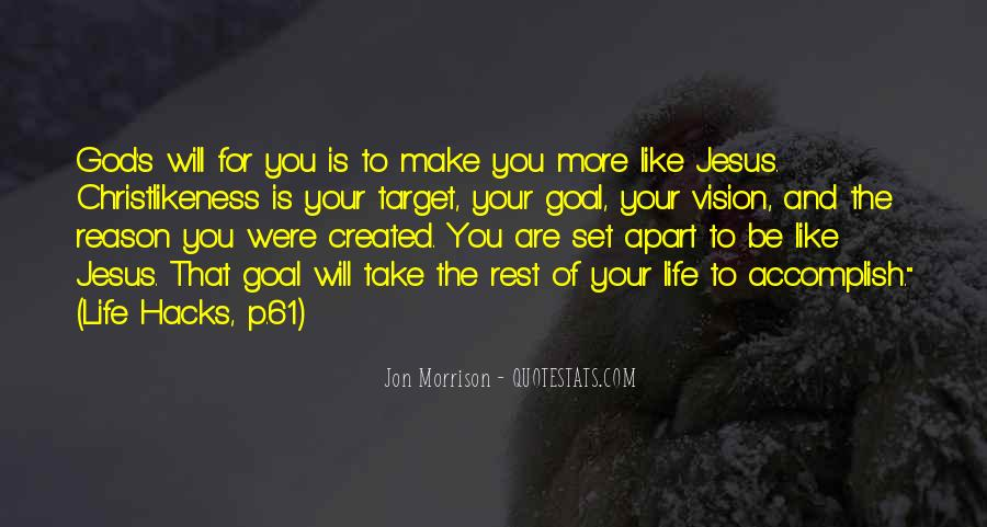 More Of You Quotes #3199