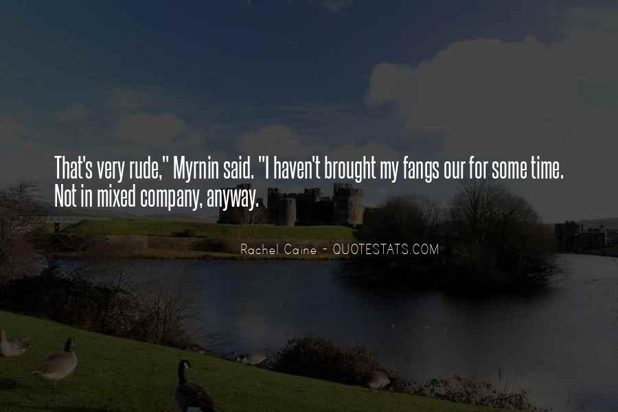 Morganville Vampires Myrnin Quotes #1736535