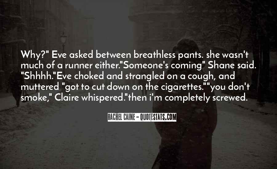 Morganville Vampires Shane And Claire Quotes #997146