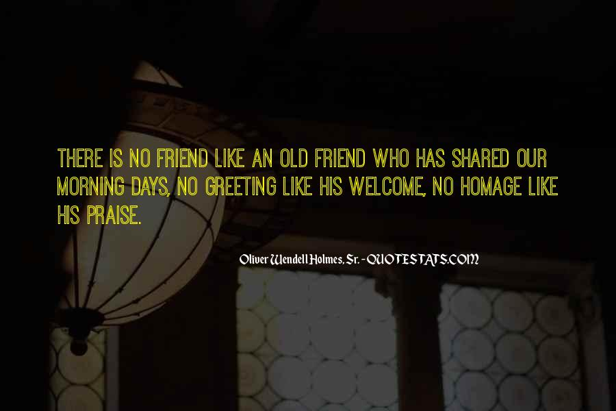 Morning Greeting Quotes #1858319