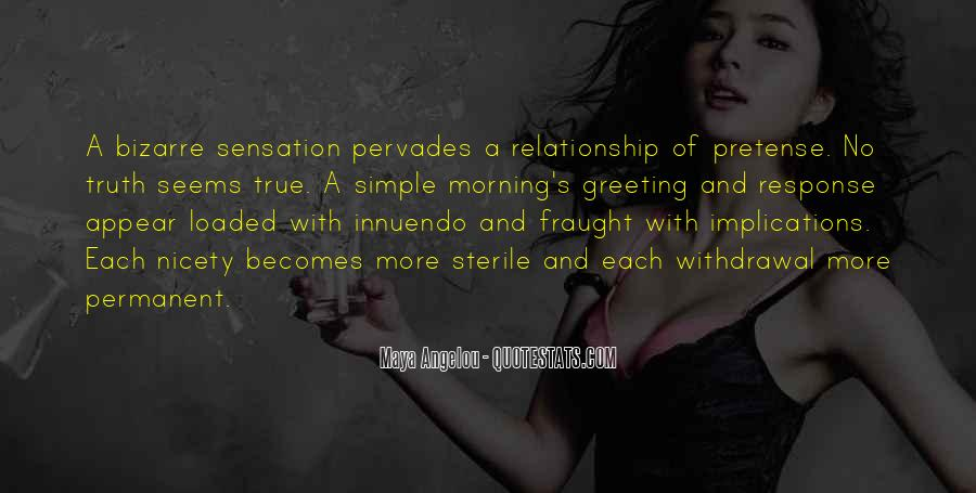 Morning Greeting Quotes #65377