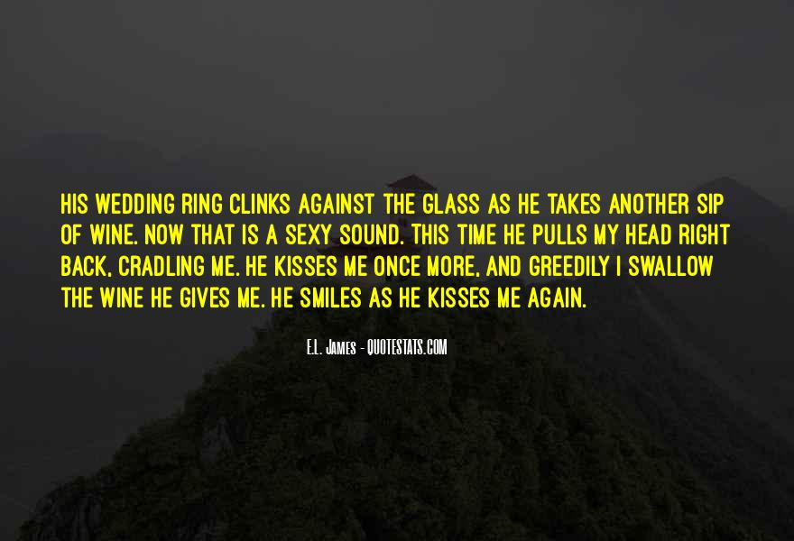 Quotes About Clinks #300238