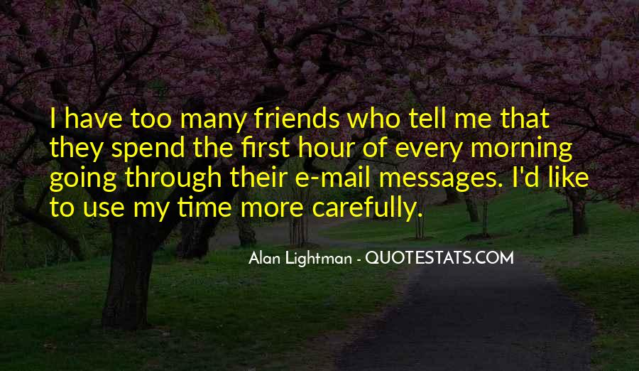 Morning Messages Quotes #1137825