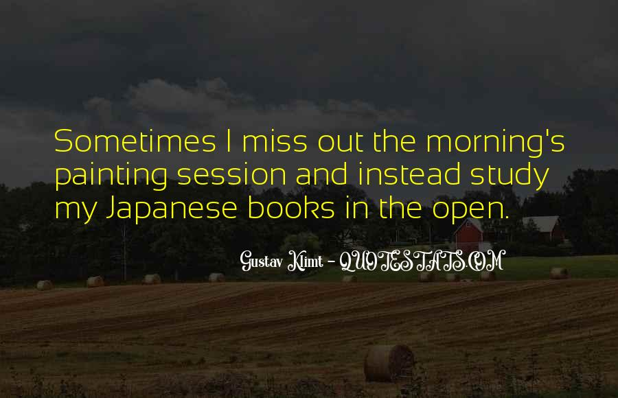 Morning Miss Him Quotes #52861