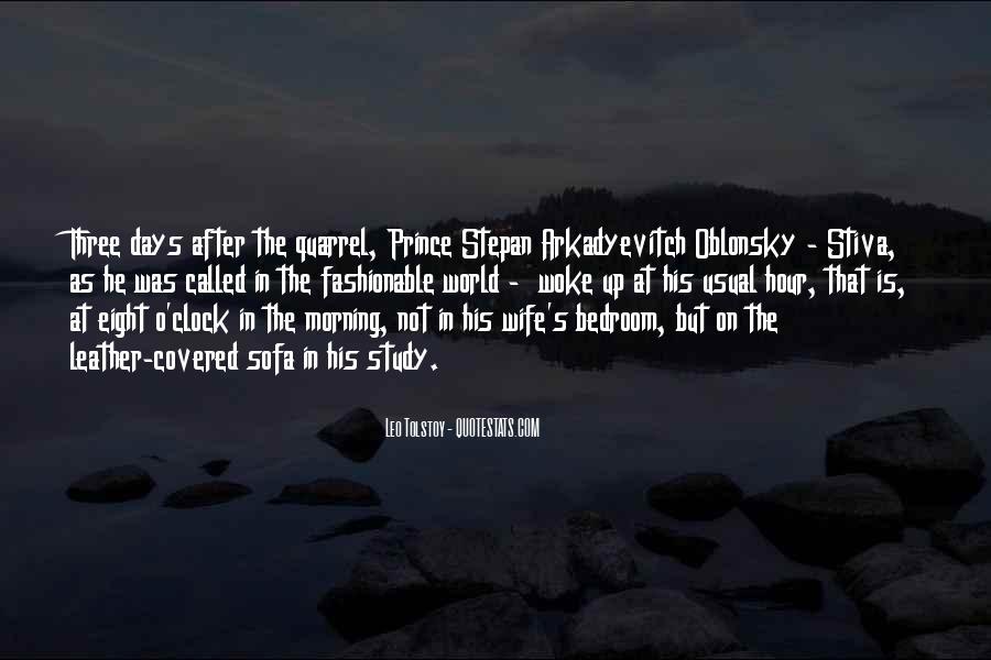 Morning Woke Up Quotes #1056970