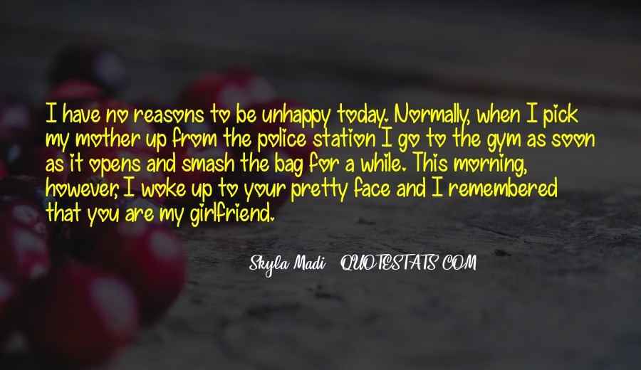 Morning Woke Up Quotes #114763