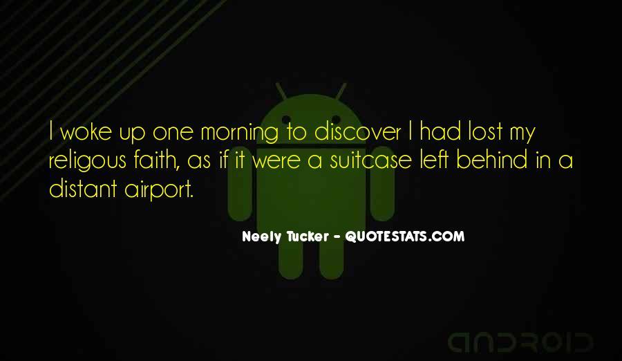 Morning Woke Up Quotes #221685