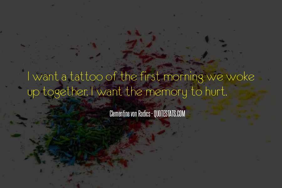 Morning Woke Up Quotes #458359