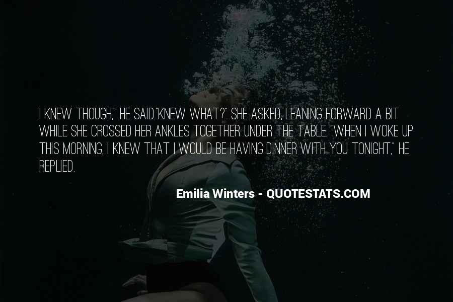 Morning Woke Up Quotes #644752