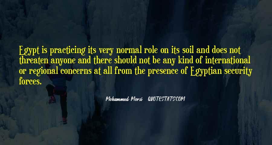 Morsi Quotes #108598