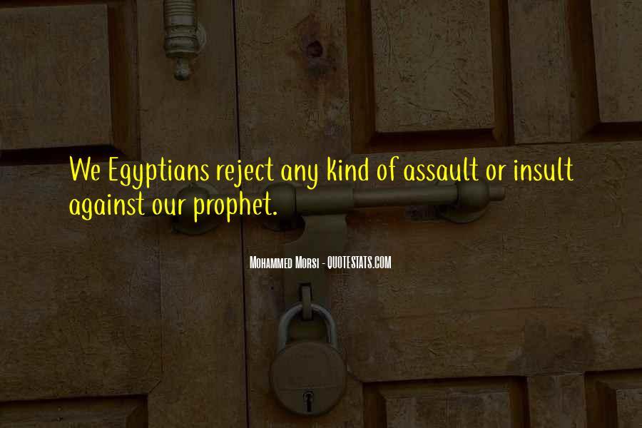Morsi Quotes #1178036