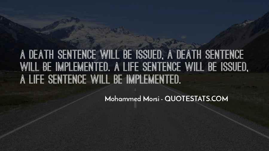 Morsi Quotes #1229089