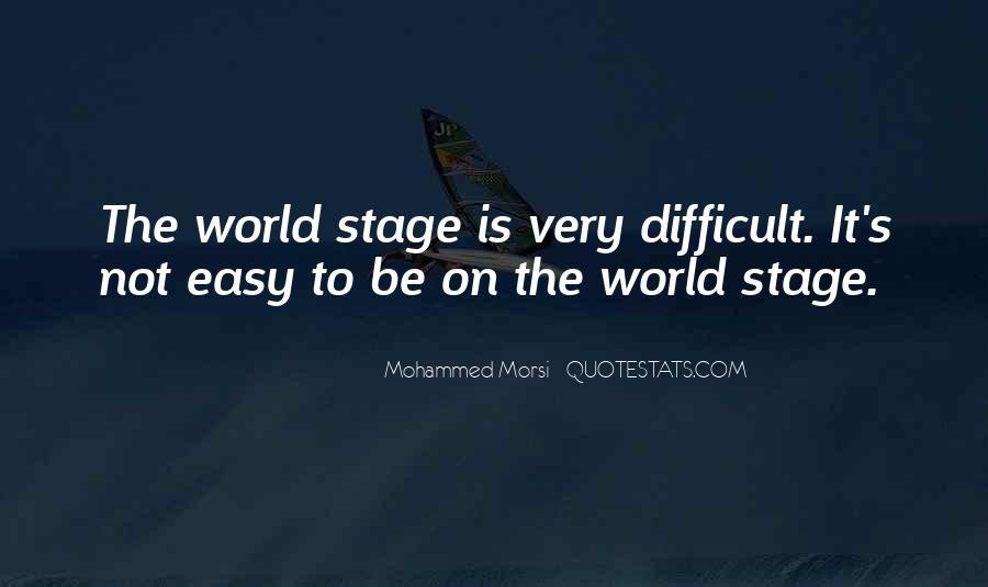 Morsi Quotes #1472087
