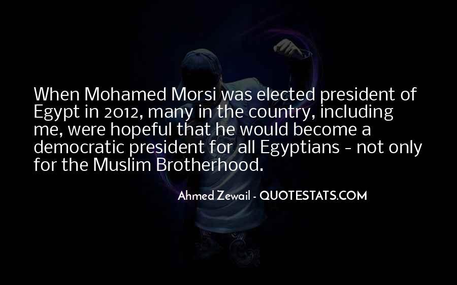 Morsi Quotes #1667699