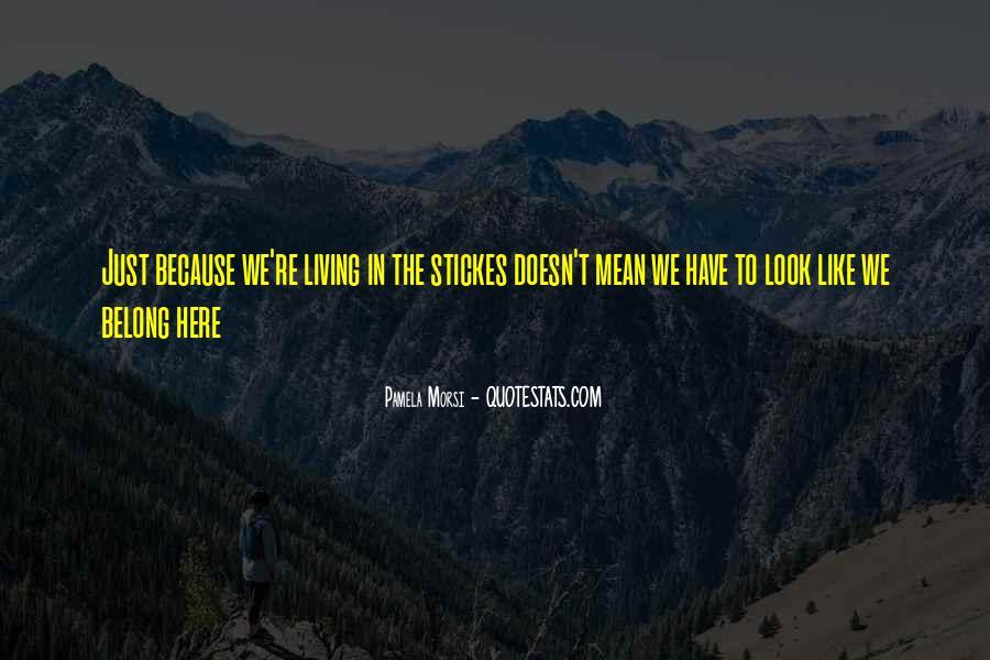Morsi Quotes #1781822