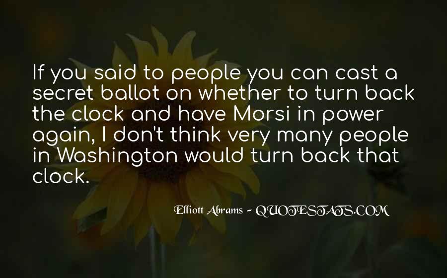 Morsi Quotes #2305