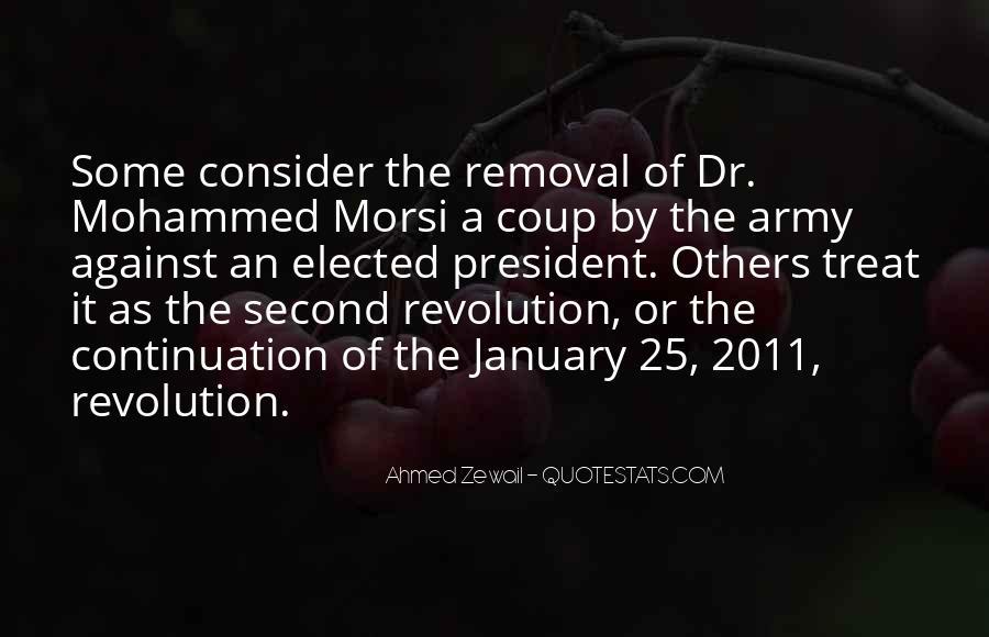 Morsi Quotes #367631