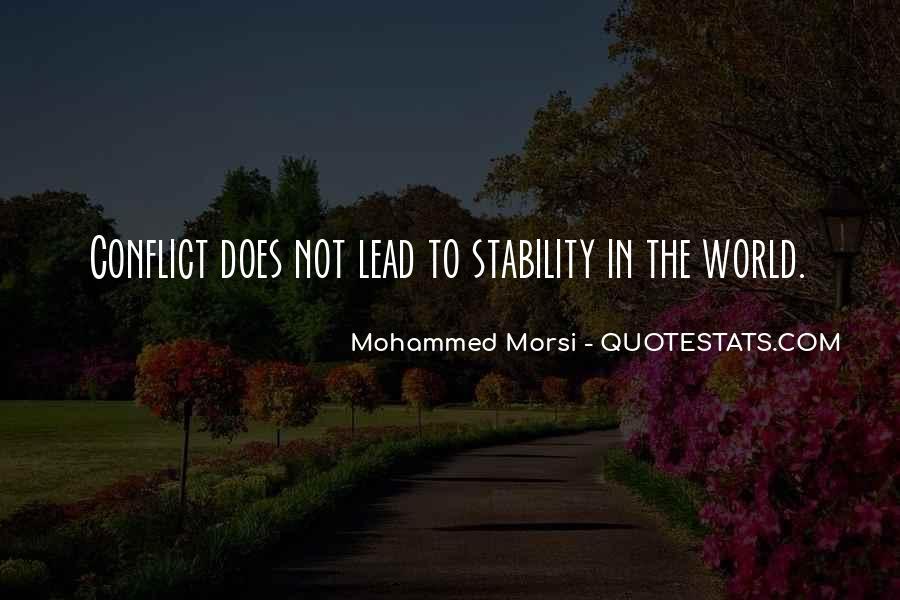 Morsi Quotes #851747