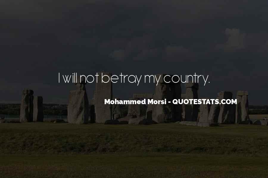 Morsi Quotes #863955