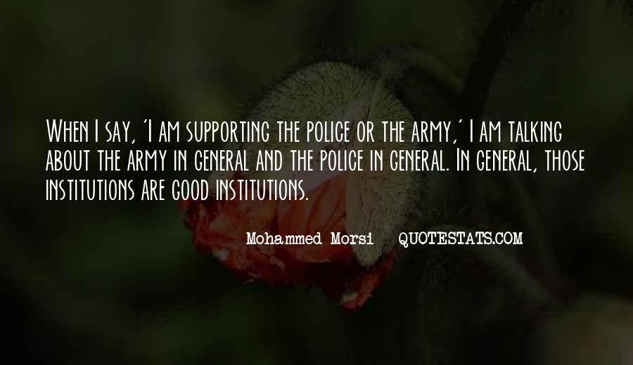 Morsi Quotes #889783