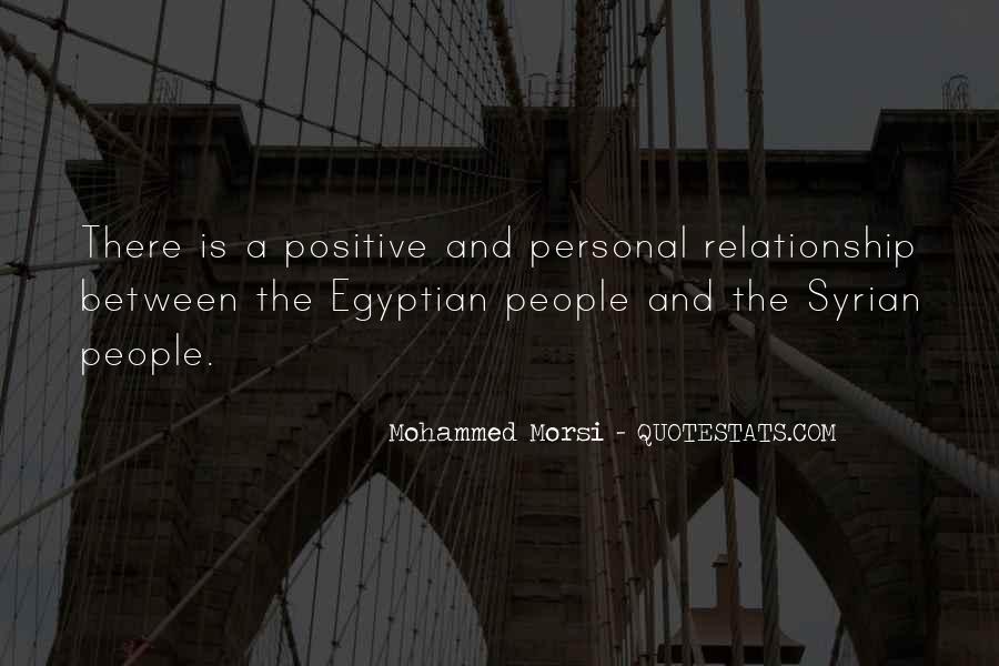 Morsi Quotes #996213