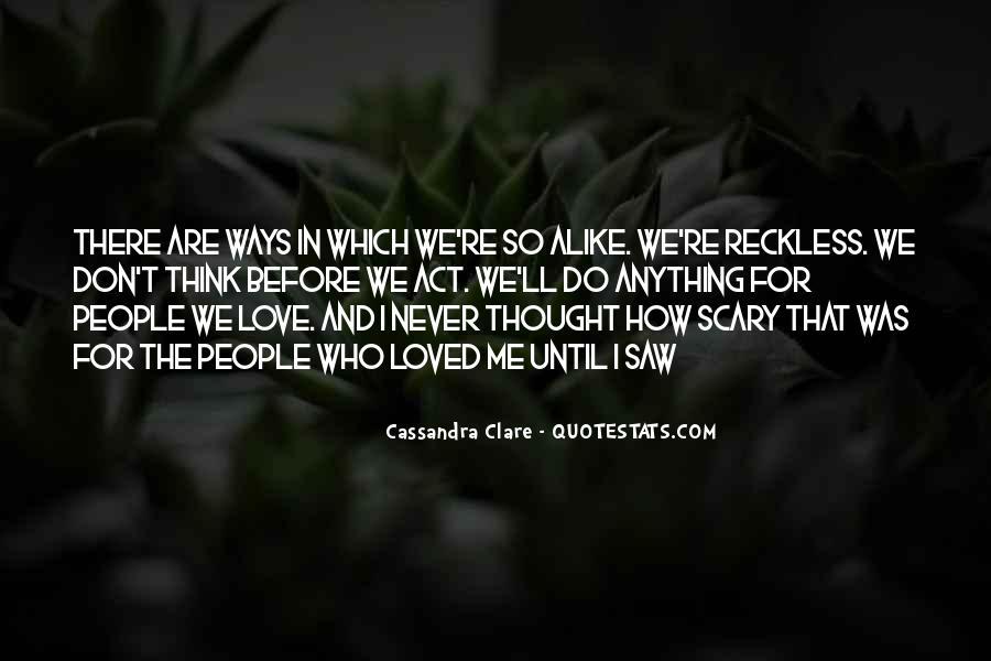 Mortal Instruments Best Jace Quotes #53446