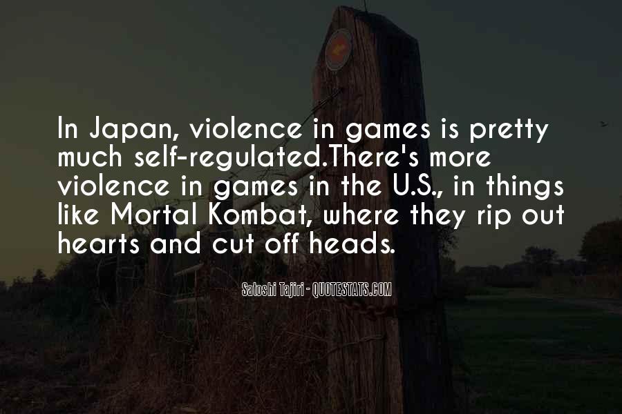 Mortal Kombat 9 Quotes #1349960
